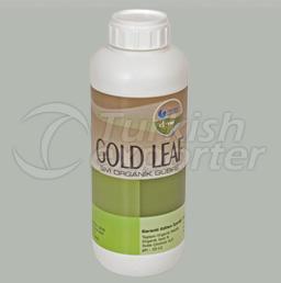 Productos de nutrición vegetal Hoja de oro