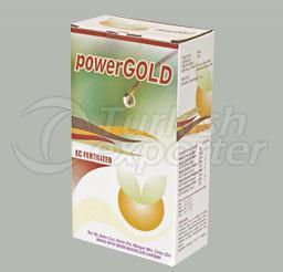 منتجات تغذية نباتات   Power Gold