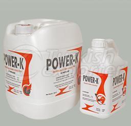 منتجات تغذية نباتات   Power K