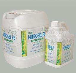 Plant Nutrition Products Ultra Nitrosel Fe