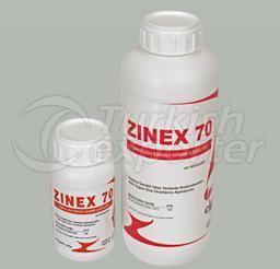 Plant Nutrition Products Zinex 70