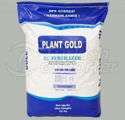 NPK Drip Fertilizers Plant Gold