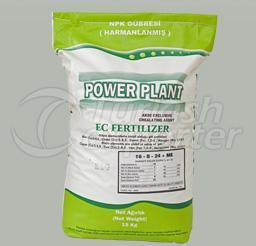 NPK Drip Fertilizers Power Plant
