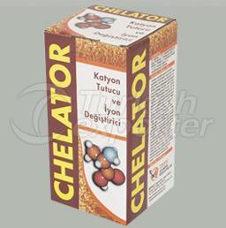 منتجات محددة { نوعية }   Chelator