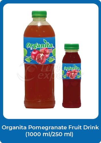 Organita Pomegranate Fruit Drink