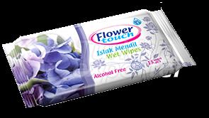 FlowerTouch Wet Wipes