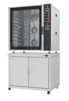 PFS 10 electric bakery oven