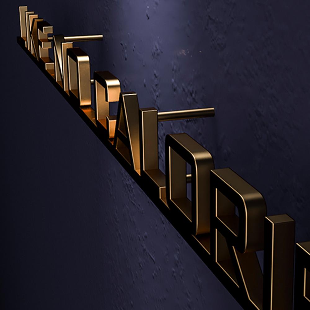 Facade Sign