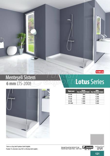 Duşakabin Menteşeli Sistem Lotus