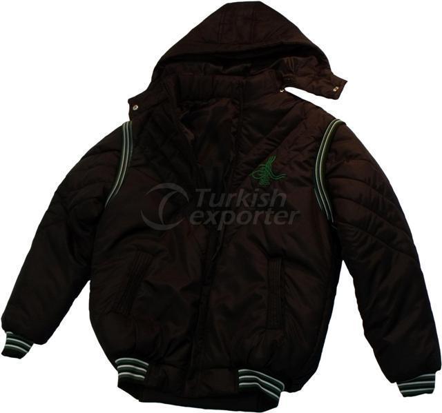 Reefer Jacket 123