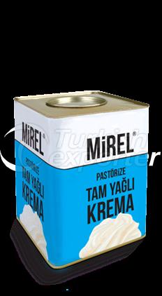Creme de leite pasteurizado