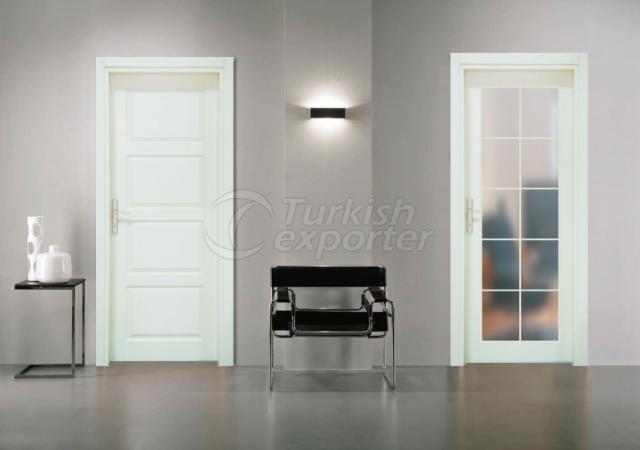Porta de vidro Lacquer LCK-06