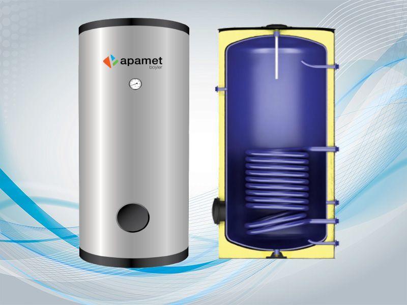 APAMET Serpentine Boiler
