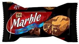 Elif Marble Cake Chocolate Souce