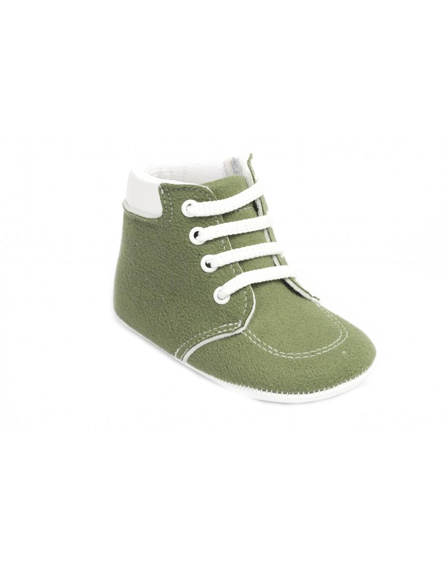 Booties Bebe Patik - Yeşil