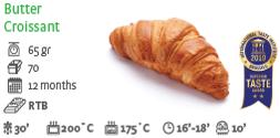 Butter Croissant Plain
