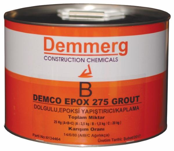 DEMCO EPOX 275 GROUT