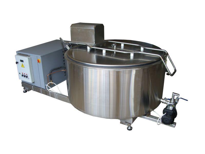 Vertical Cooling Tanks 500 LT