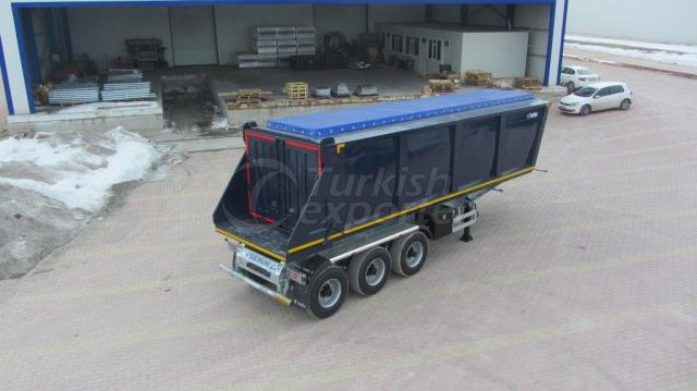 38m3 Grain Type Tipper Without Side