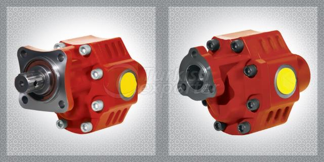 30 Series Piston Pumps