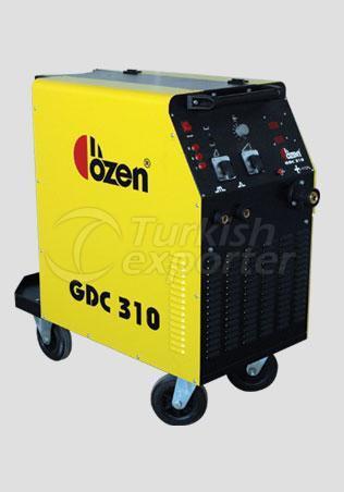 Machines à souder Mig Mag GDC 310