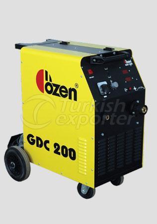 Machines à souder Mig Mag GDC 200