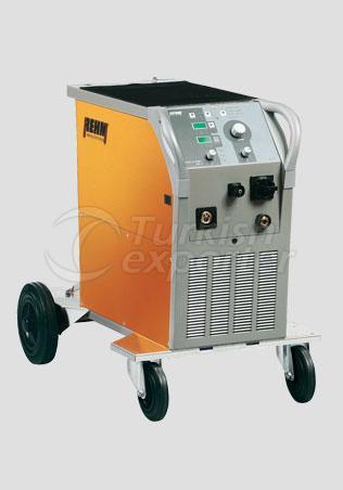 Machine de soudage synergique et à impulsions MEGA ARC 300-4