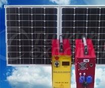 Solar System Packages 120W