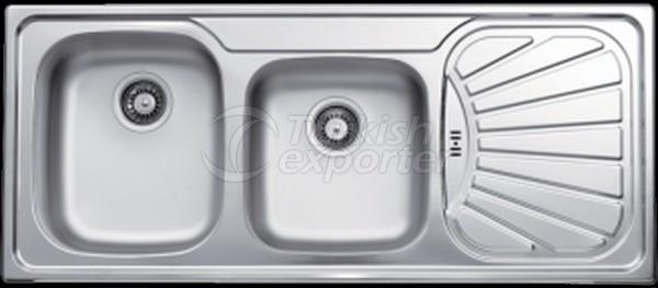 Sink Built-In Series Bianca