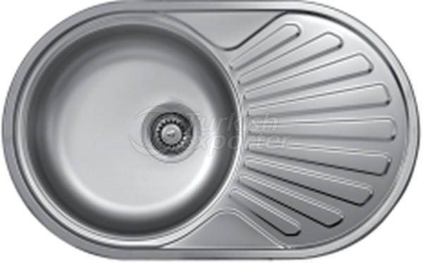 Sink Built-In Series Rondo