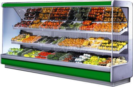 Grocer Cabinets