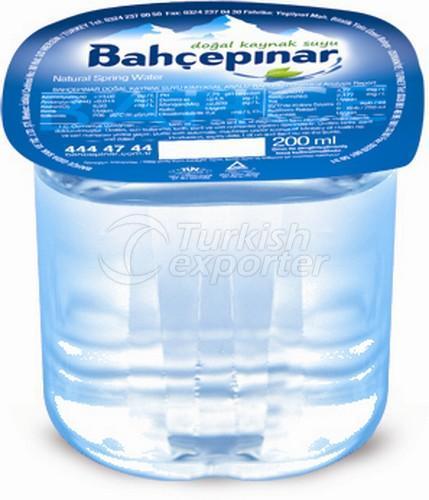 مياه طبيعية  250 سم3