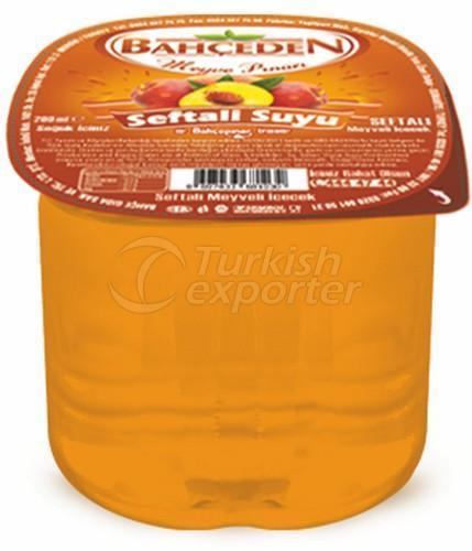 Peach Juice (Pet Glass)
