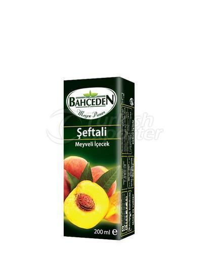 Suco de pêssego (Tetrapak)