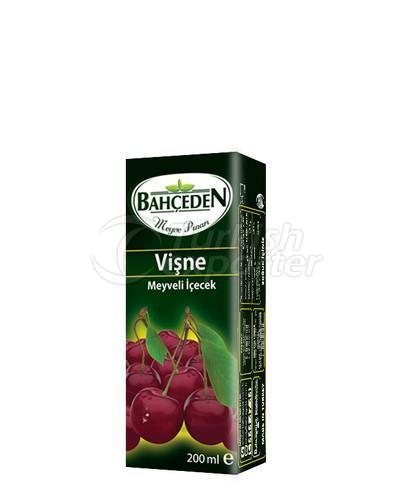 Suco de cereja amarga (Tetrapak)