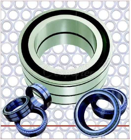 Full Complement Cylindrical Roller Bearings MTK