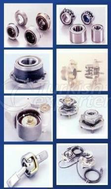 Otomotiv Rulmanları LYC