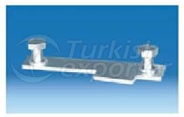 Lock Plate Serie P RHB