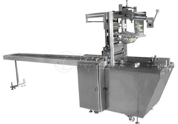 Cartoon Feeding Envelope Style Packing Machine