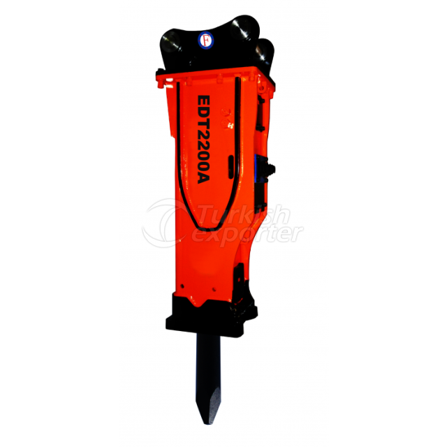 Hydraulic Breakers EDT 2200A
