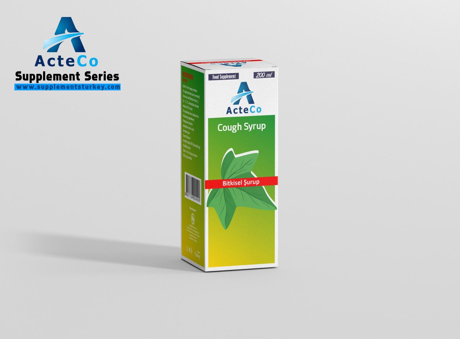 ActeCo Pharma Cough Syrup