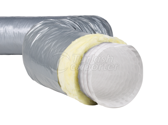 Nonwoven Flexible Air Ducts