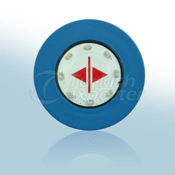 MO 400.H1X Capacitive Touch Button