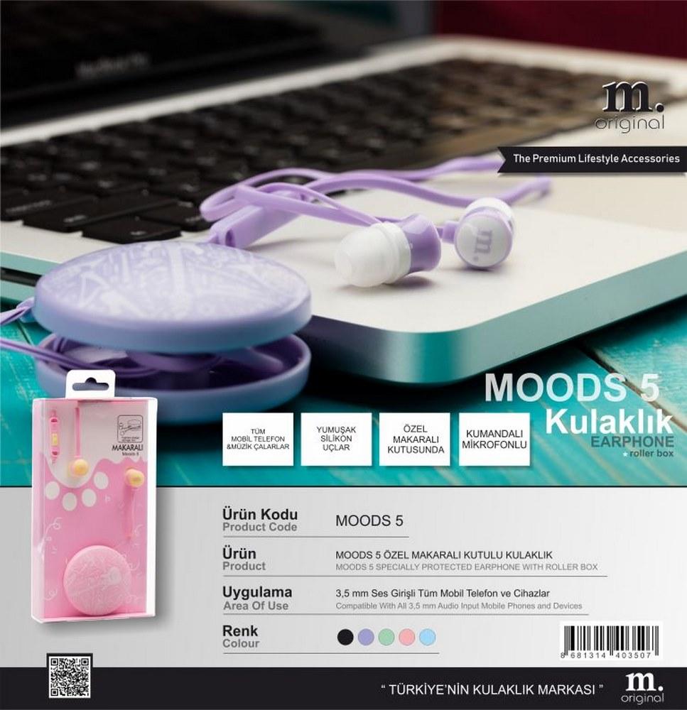 Moods 5 Headphones