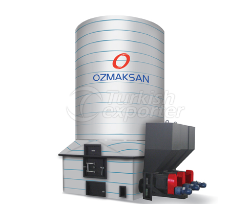 Solid Fuel Fired Thermal Oil Boilers - KKYK Type