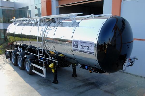 Bitumen Tanker Semi Trailer02