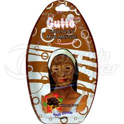 Chocolate Sachet Facial Mask 25 ml Gutto Essential