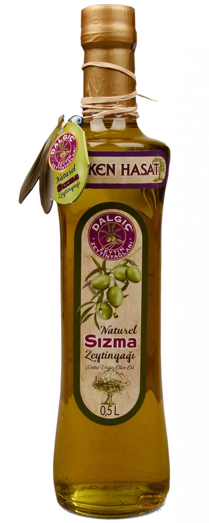 Early Harvest Extra Virgin Olive Oil-500 ml. Glass Bottle