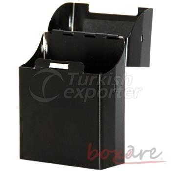 Black Aluminum Rome Box