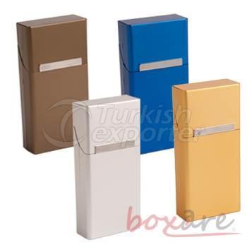 Plain Aluminum Box